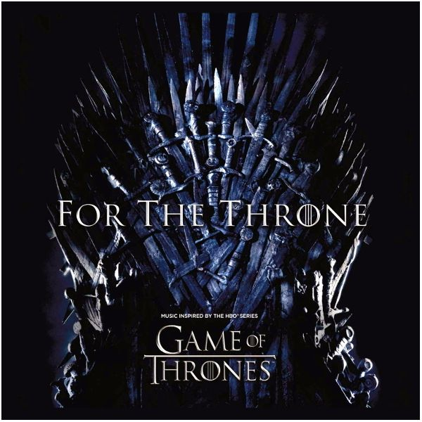 0190759472415, Виниловая Пластинка Various Artists, For The Throne (Music Inspired By The Hbo Series Game Of Thrones)