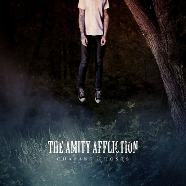 amity affliction amity affliction this could be heartbreak 180 gr Виниловая пластинка Amity Affliction, The, Chasing Ghosts (0016861740610)