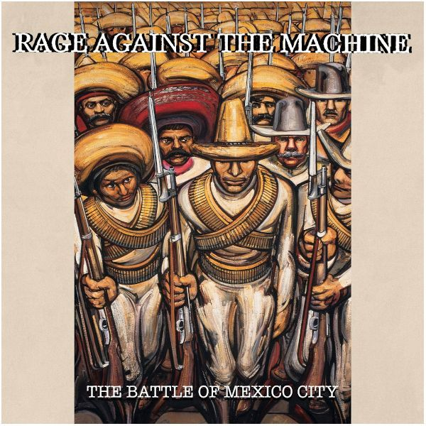 Виниловая пластинка Rage Against The Machine, The Battle Of Mexico City (0194398451510) виниловая пластинка manic street preachers gold against the soul 0194397336115
