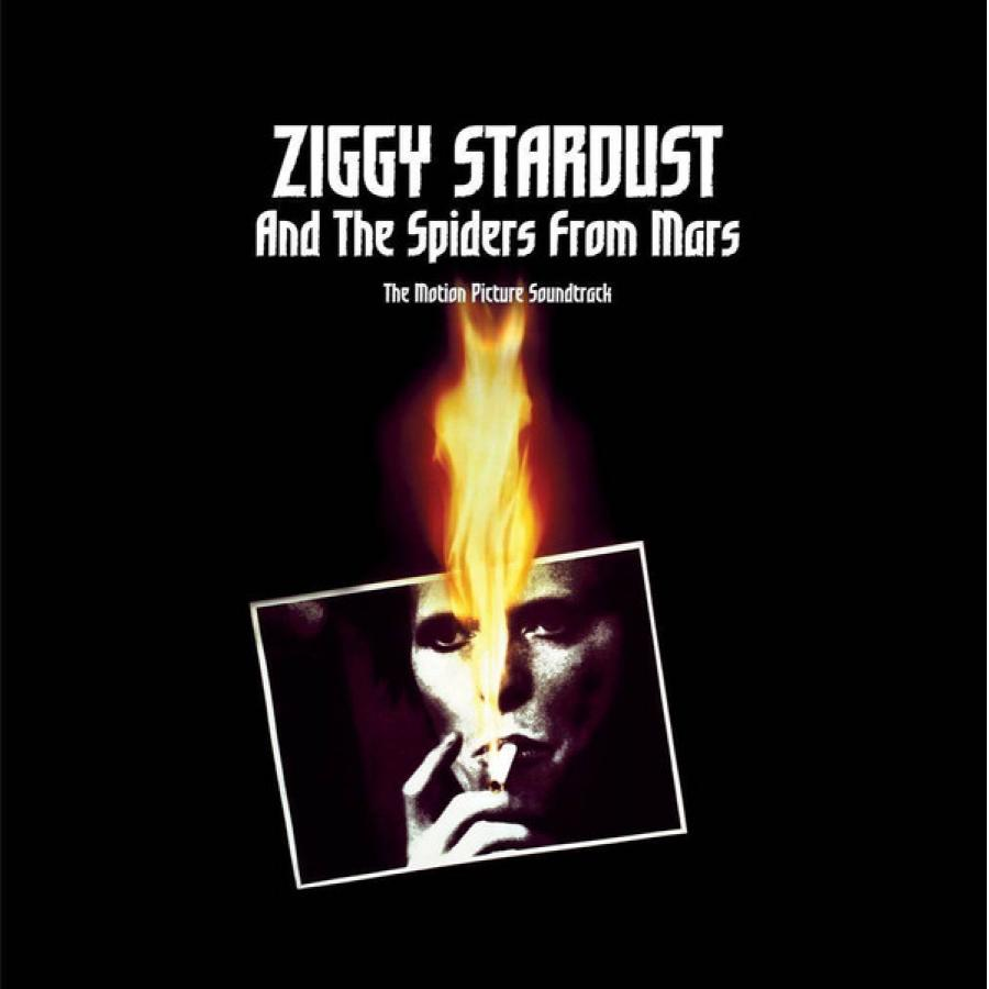 Виниловая пластинка Bowie, David, Ziggy Stardust and The Spiders From Mars The Motion Picture Soundtrack виниловая пластинка pogues the if i should fall from grace with god rum sodomy and the lash box set