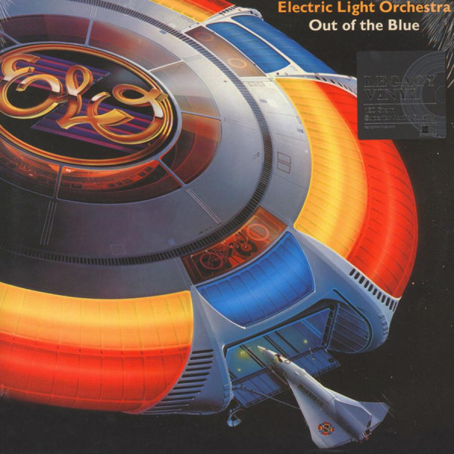 Виниловая пластинка Electric Light Orchestra, Out Of The Blue виниловая пластинка simon paul in the blue light