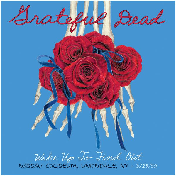 Виниловая пластинка Grateful Dead, Wake Up To Find Out: Nassau Coliseum, Uniondale Ny 3/29/90 (Box Set)