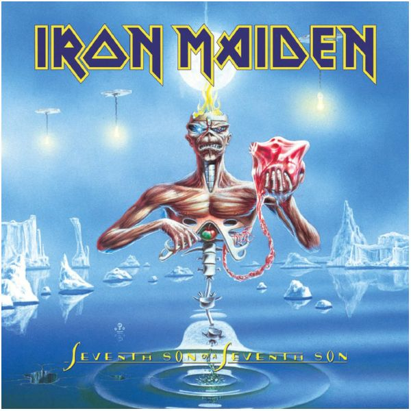 Виниловая пластинка Iron Maiden, Seventh Son Of A Seventh Son оправа seventh street seventh street se045dwcqyi4