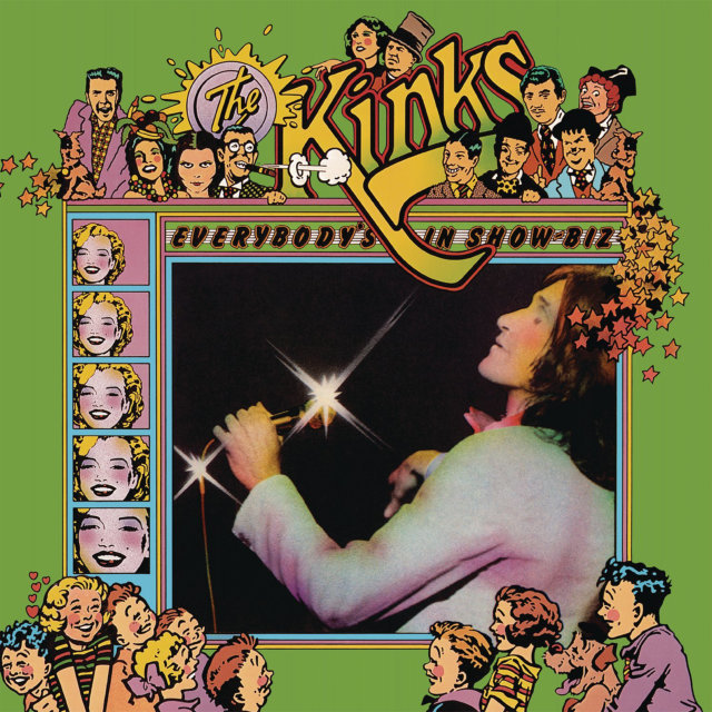 цена на Виниловая пластинка Kinks, The, EverybodyS In Showbiz
