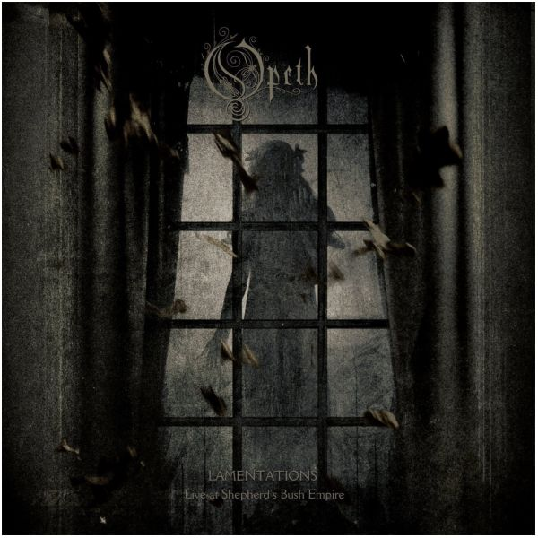 Виниловая пластинка Opeth, Lamentations (Live At ShepherdS Bush Empire, London) opeth opeth deliverance