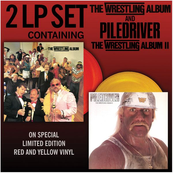 Виниловая пластинка Various Artists, The Wrestling Album / Piledriver (30Th Anniversary) (0888750161116) недорого