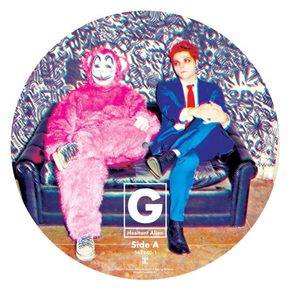 цена на Виниловая пластинка Way, Gerard, Hesitant Alien (Limited)