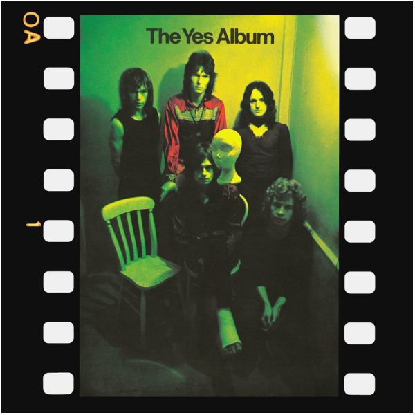 Виниловая пластинка Yes, Yes Album (Remastered) yes yes the yes album lp