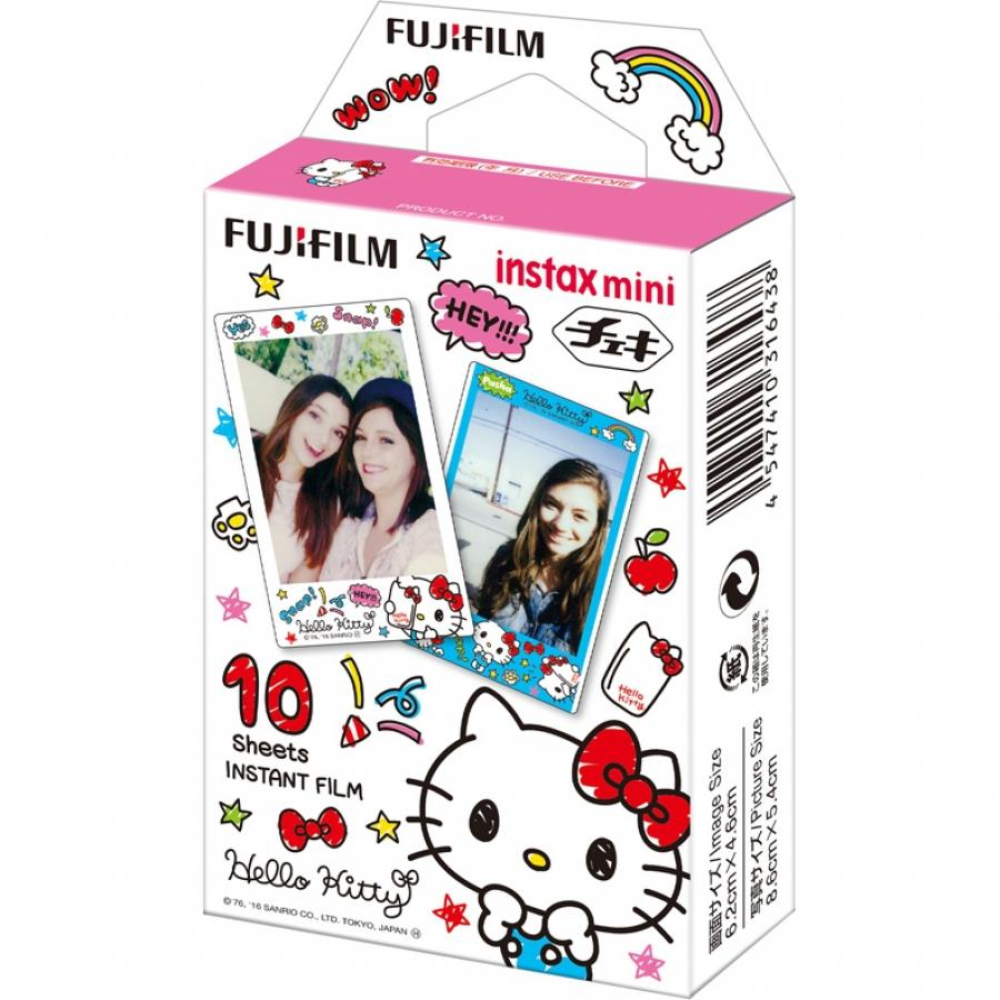 Картридж для камеры Fujifilm Instax Mini Hello Kitty (10 снимков)