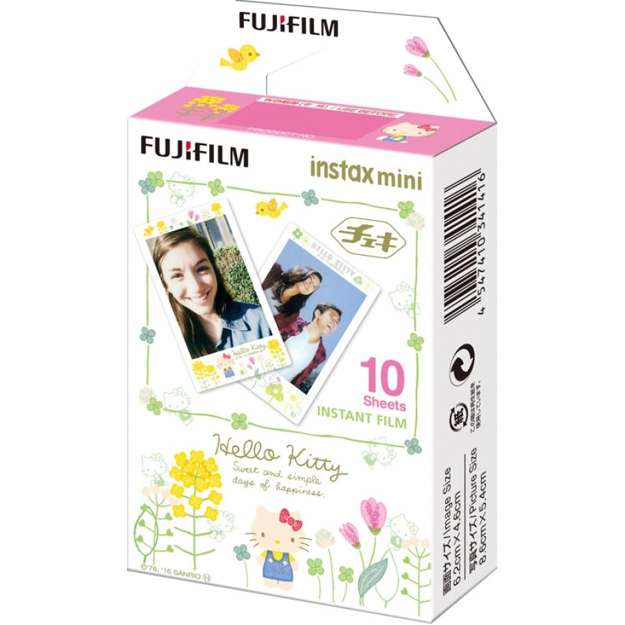 Картридж для камеры Fujifilm Instax Mini Hello Kitty Natural (10 снимков)