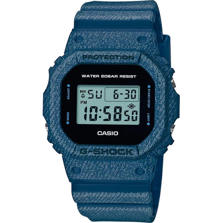 Наручные часы Casio G-Shock DW-5600DE-2E casio g shock dw 5600tb 6e