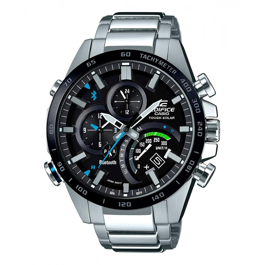 Наручные часы Casio Edifice EQB-501XDB-1A casio edifice ef 316d 1a