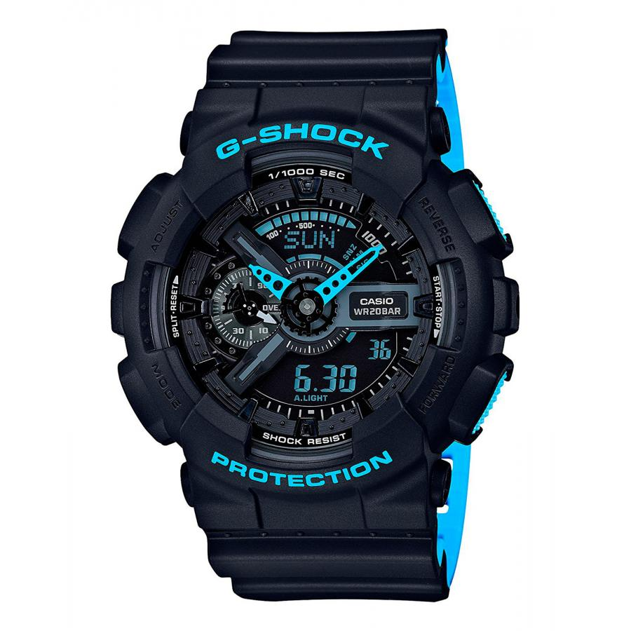 Наручные часы Casio G-Shock GA-110LN-1A casio ga 110 1a