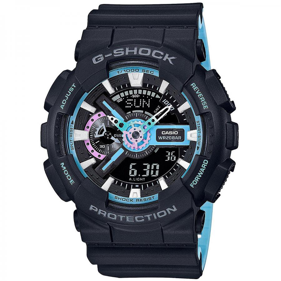 Наручные часы Casio G-Shock GA-110PC-1A casio ga 110 1a