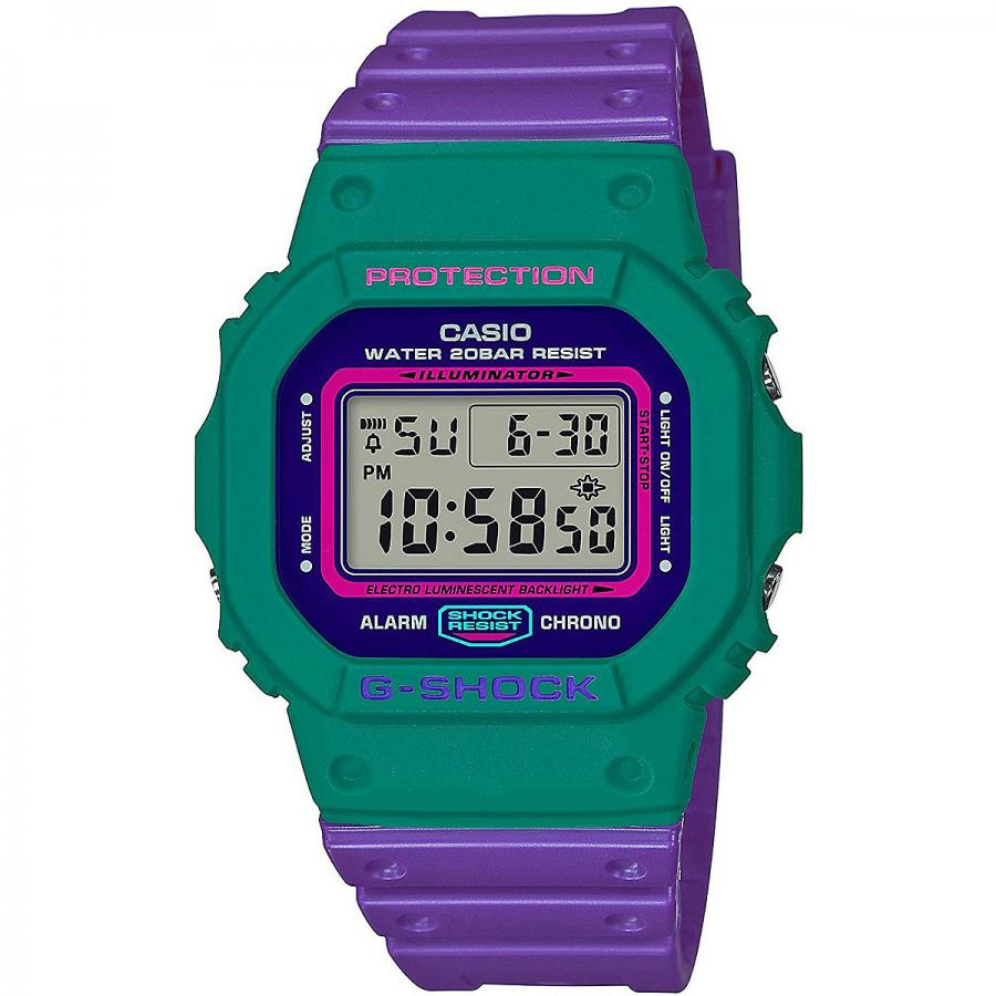 Наручные часы Casio G-Shock DW-5600TB-6E casio g shock dw 5600tb 6e