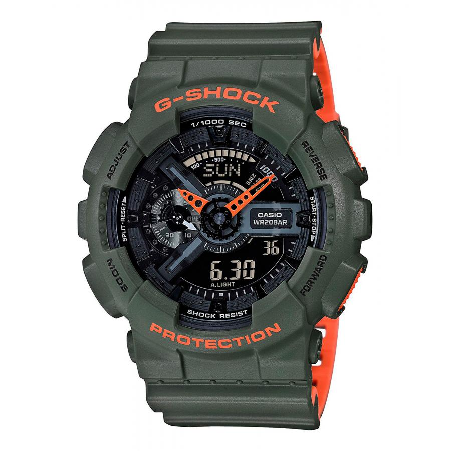 Наручные часы Casio G-Shock GA-110LN-3A casio g shock g classic ga 100mm 3a