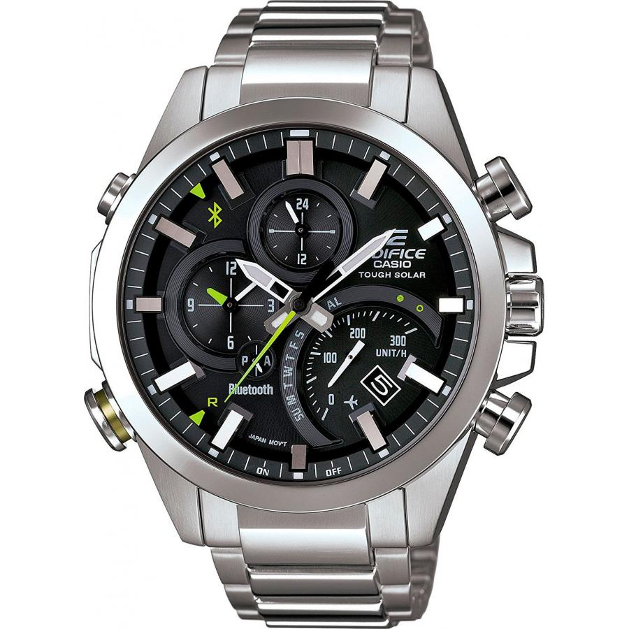 Наручные часы Casio Edifice EQB-501D-1A casio edifice ef 316d 1a
