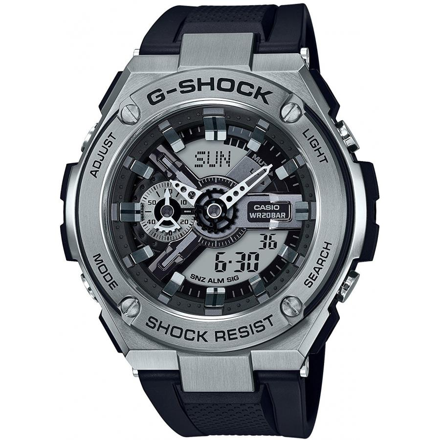 Наручные часы Casio G-Shock GST-410-1A casio g shock gst w130l 1a