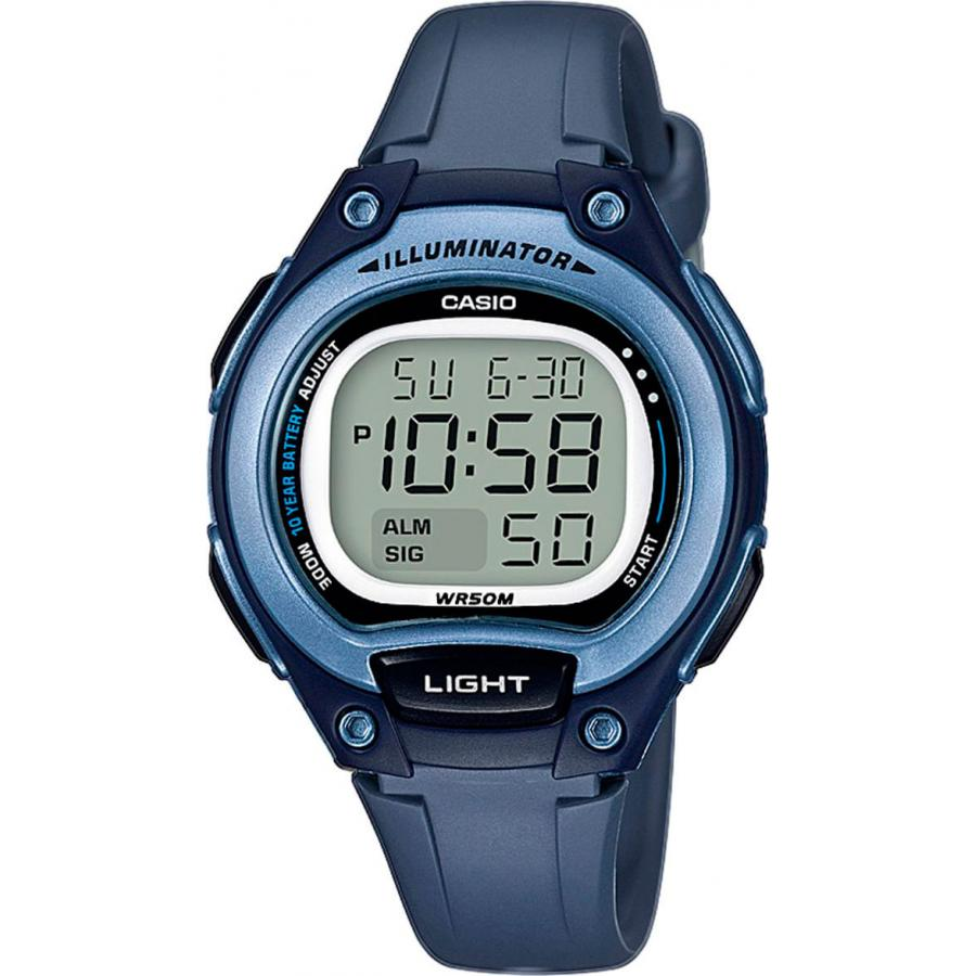 Наручные часы Casio Digital LW-203-2A george kini gk 25 r 3r 1 3 3