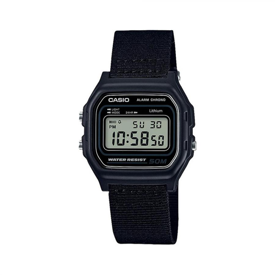 Наручные часы Casio Digital W-59B-1A casio w 753 1a