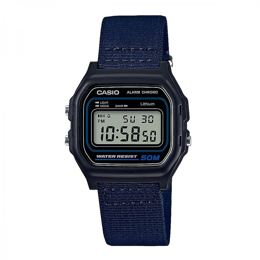 цена на Наручные часы Casio Digital W-59B-2A