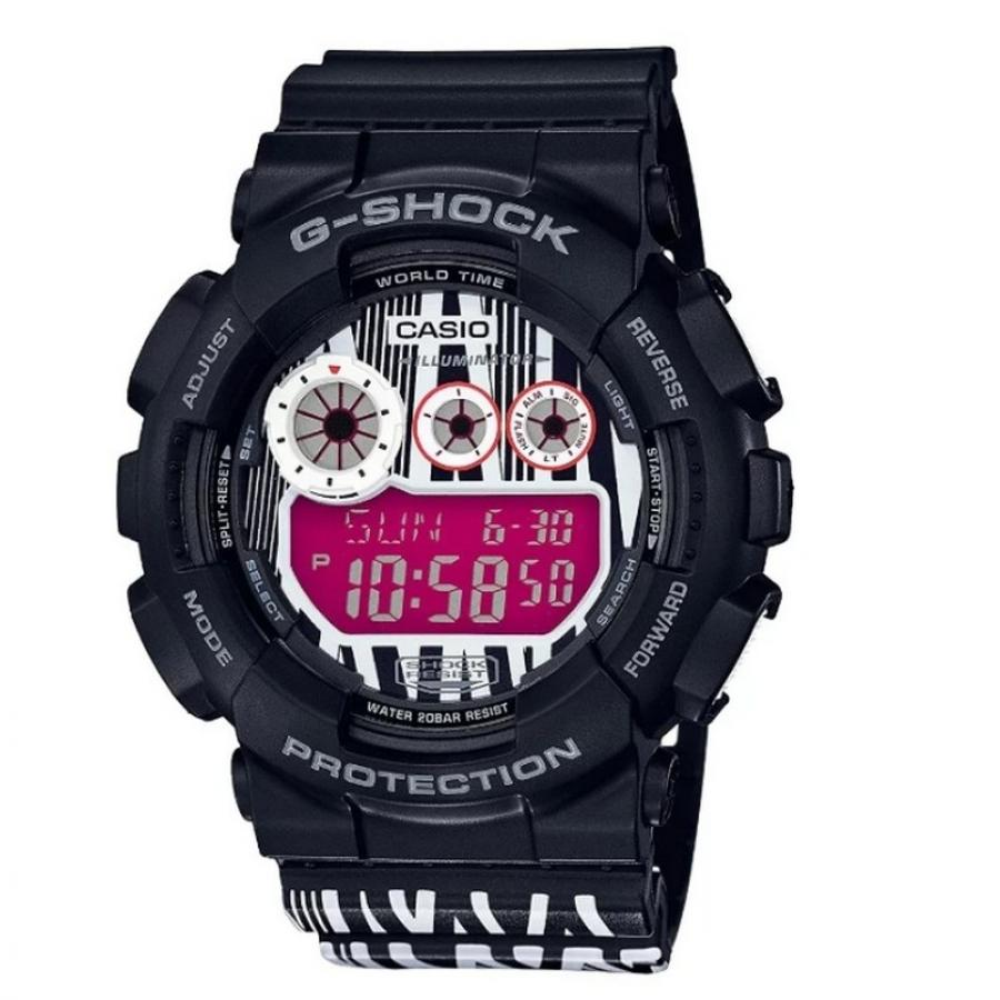 Наручные часы Casio GD-120LM-1A casio bga 250 1a