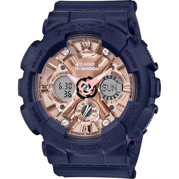 Наручные часы Casio GMA-S120MF-2A2ER casio gma s120mf 2a