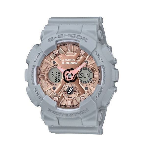 Наручные часы Casio GMA-S120MF-8AER casio gma s120mf 2a