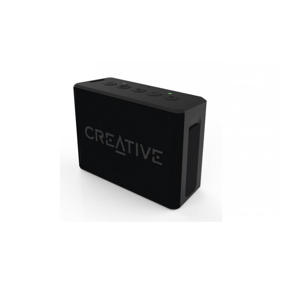 Портативная колонка Creative MUVO 1C (Portable Black Wireless) цена и фото