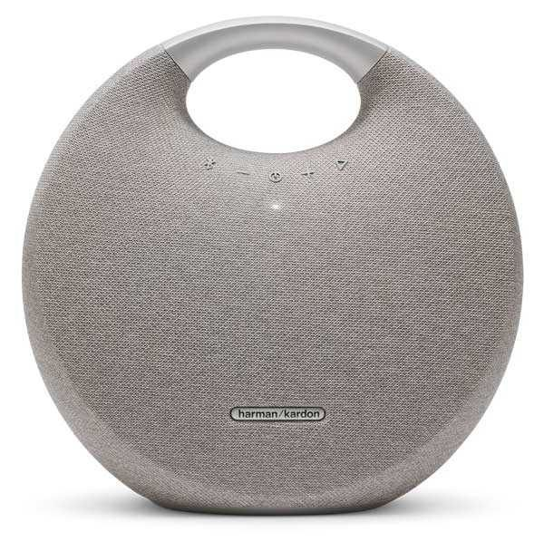 Портативная акустика Harman Kardon Onyx Studio 5 серый цена и фото