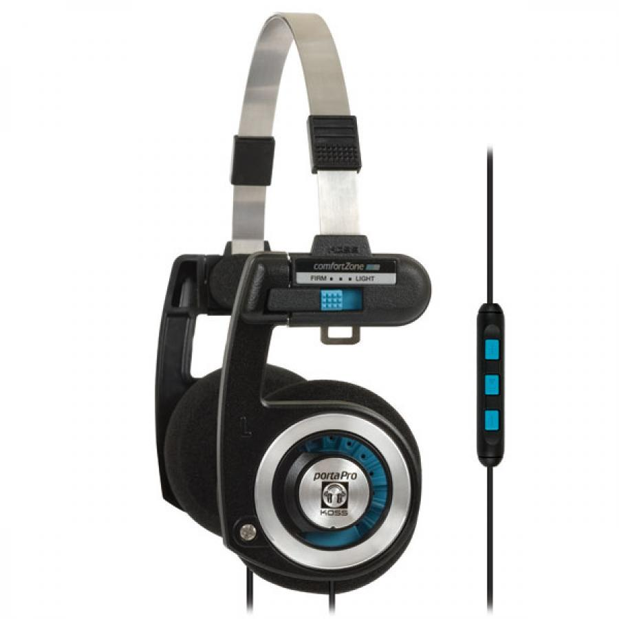 Наушники Koss Porta Pro Remote наушники koss porta pro wireless black