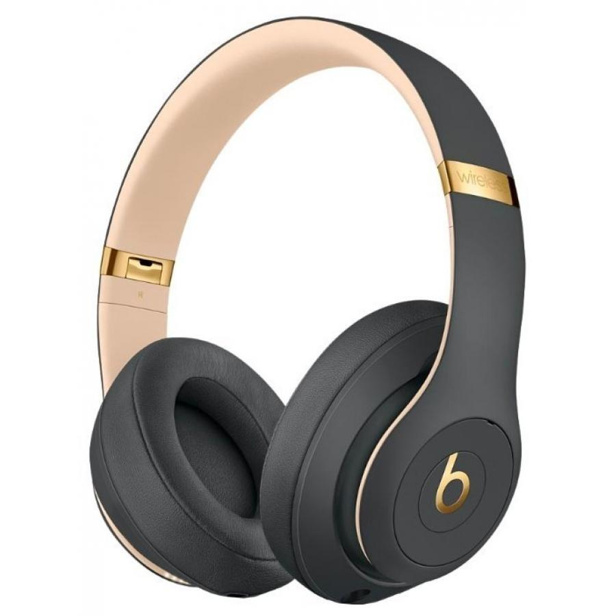 Наушники Beats Studio 3 Wireless Shadow Grey MQUF2ZE/A