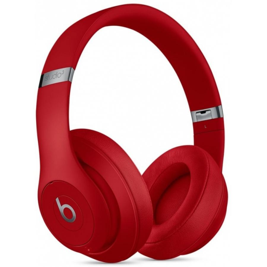 Наушники Beats Studio 3 Wireless Red (MQD02ZE/A) наушники beats studio 3 wireless matte black