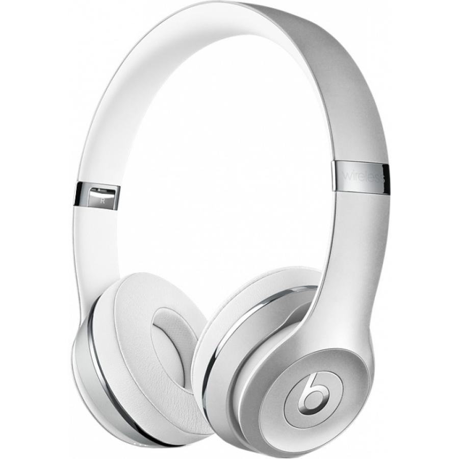 Наушники Beats Solo3 Wireless On-Ear Headphones Silver