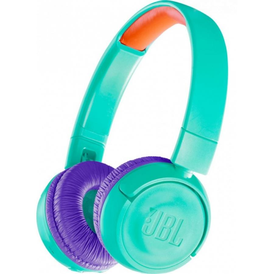 Наушники JBL JR300BT Teal цена и фото