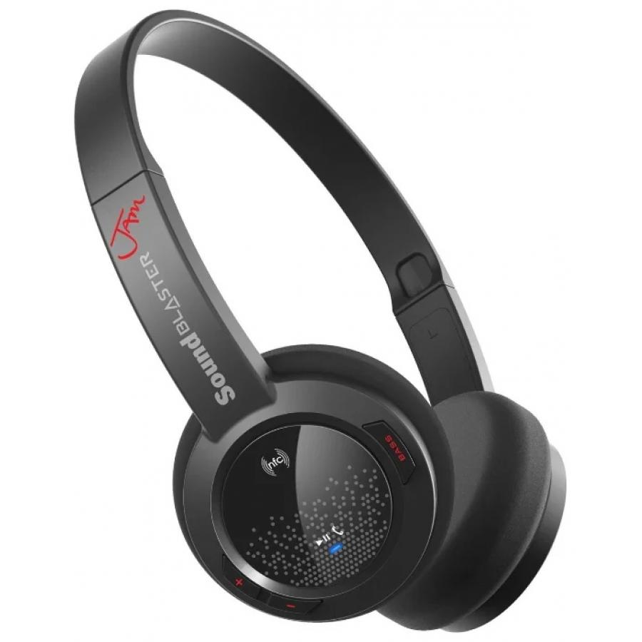 Наушники Creative SOUND BLASTER JAM Wireless гарнитура creative sound blaster jam черный 70gh030000000