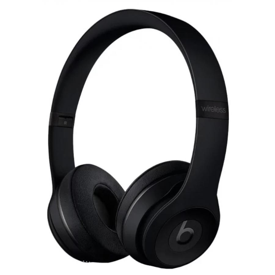 Наушники Beats Solo3 Wireless On-Ear Headphones (Gloss Black)