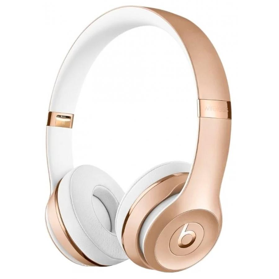 Наушники Beats Solo3 Wireless On-Ear Headphones (Gold)