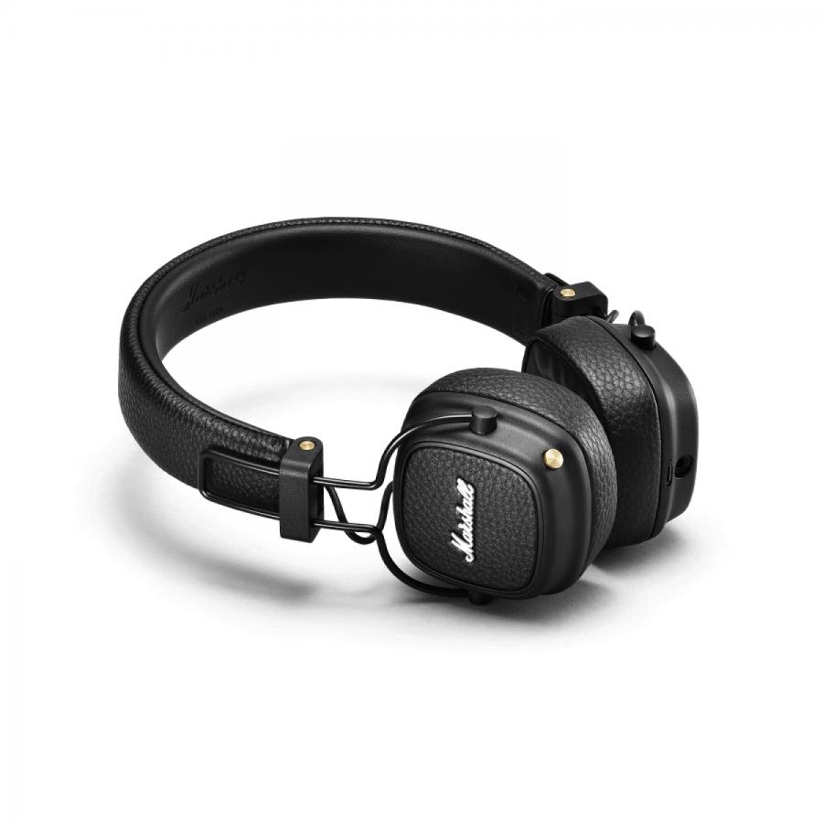 Наушники Marshall Major III Bluetooth Black marshall mg30gfx