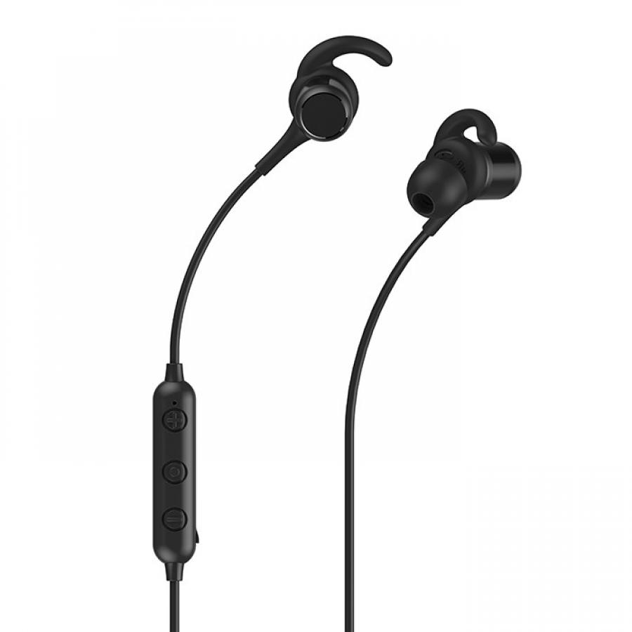 Фото - Наушники QCY M1C черные qcy qy19 bluetooth 4 1 headphones wireless workout earbuds