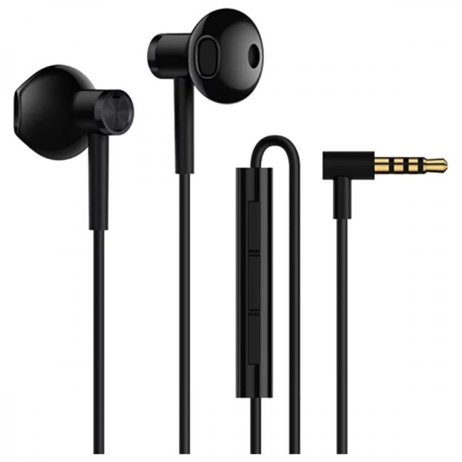 Наушники Xiaomi Mi Dual-Unit Semi-in-Ear Black (ZBW4407TY) халат женский iv51470