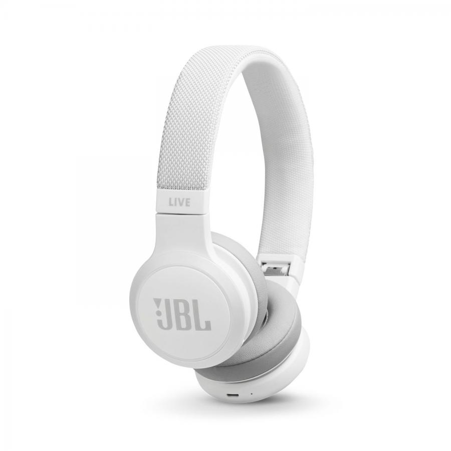 Наушники JBL LIVE 400BT белый headphones jbl live 400bt