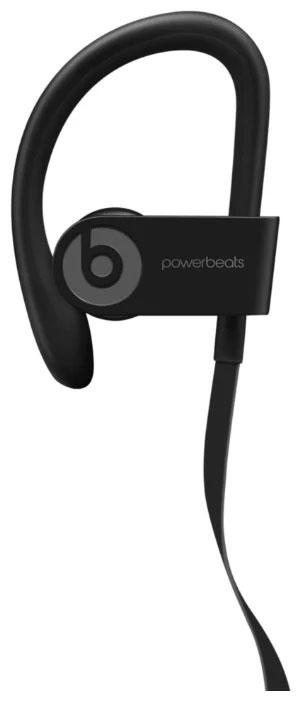 Наушники Beats Powerbeats3 Wireless черный (ML8V2EE/A) наушники beats powerbeats2 wireless white mhbg2ze a