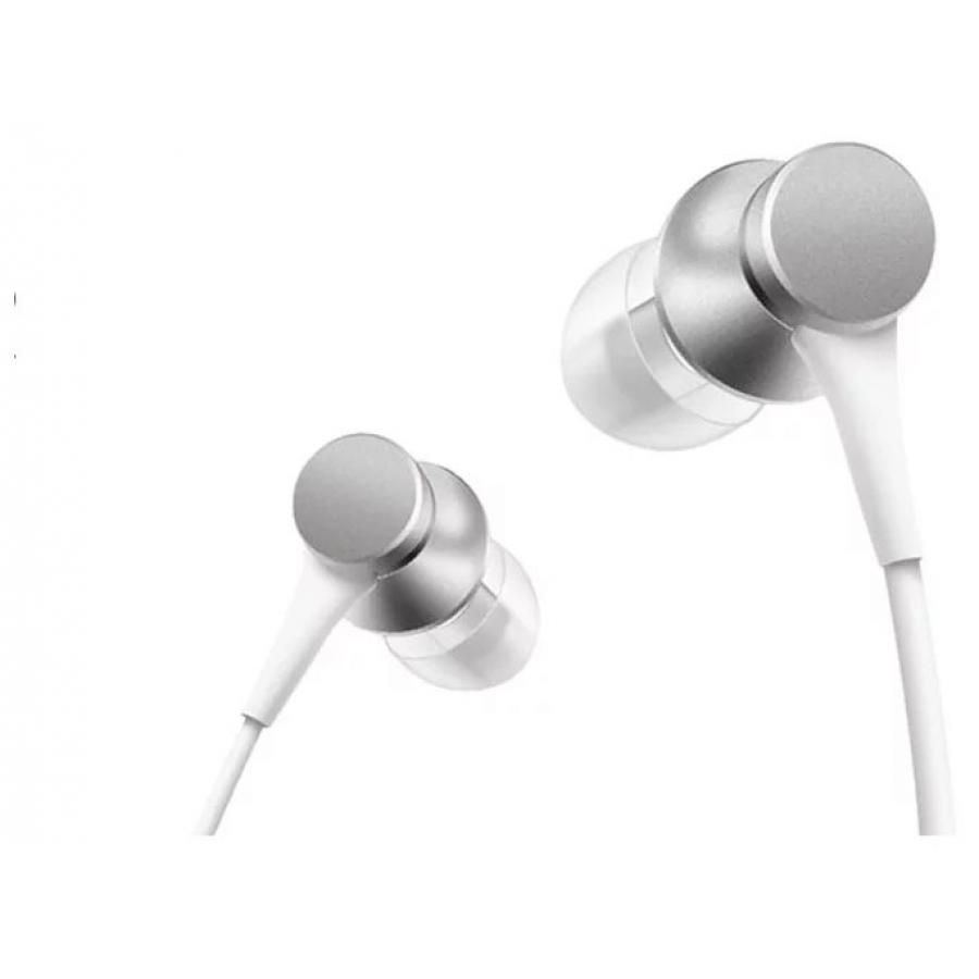 Фото - Наушники Xiaomi Mi Piston Headphones Basic Серебристый (ZBW4355TY) наушники xiaomi mi in ear headphones basic black x14273