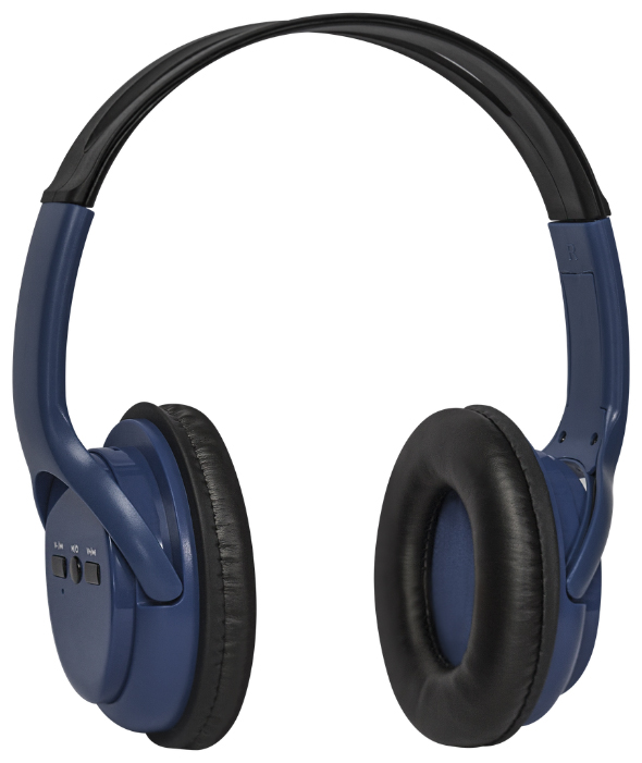 Купить Наушники Defender FreeMotion B520 Blue Bluetooth (63522)