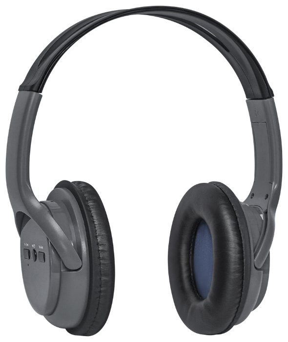 Купить Наушники Defender FreeMotion B520 Grey Bluetooth (63520)