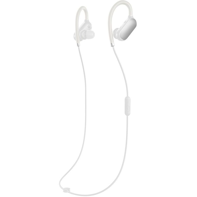 Фото - Наушники Xiaomi Mi Sports Bluetooth Earphones White (X15236) скакалка xiaomi yunmai sports jump rope medium
