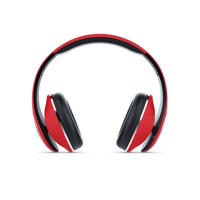 Фото - Наушники Genius HS-935BT Red клавиатура genius scorpion k6 black usb