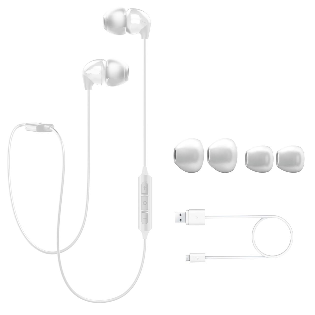 Фото - Наушники Philips SHB3595WT/10 White наушники philips pro6305
