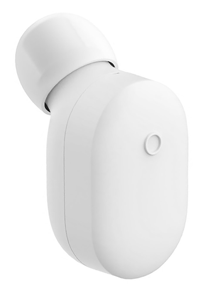 Фото - Bluetooth-гарнитура Xiaomi Mi Bluetooth Headset mini White bluetooth гарнитура intro hsw310